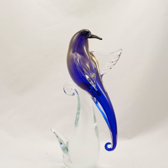 glass bird