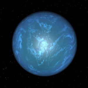 subnautica - planet