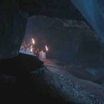 xuanwu cave