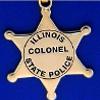 Police Badge Illinois