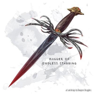Ravenous Blade