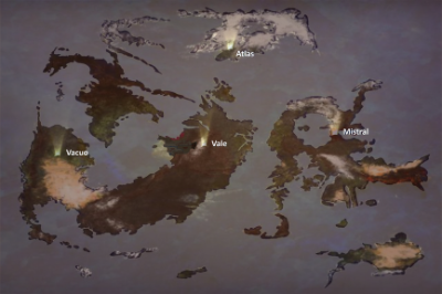 Remnant Map