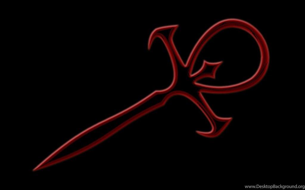 vampire symbol.