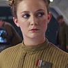Billie Lourd in Star Wars Episode VIII - The Last Jedi (11)