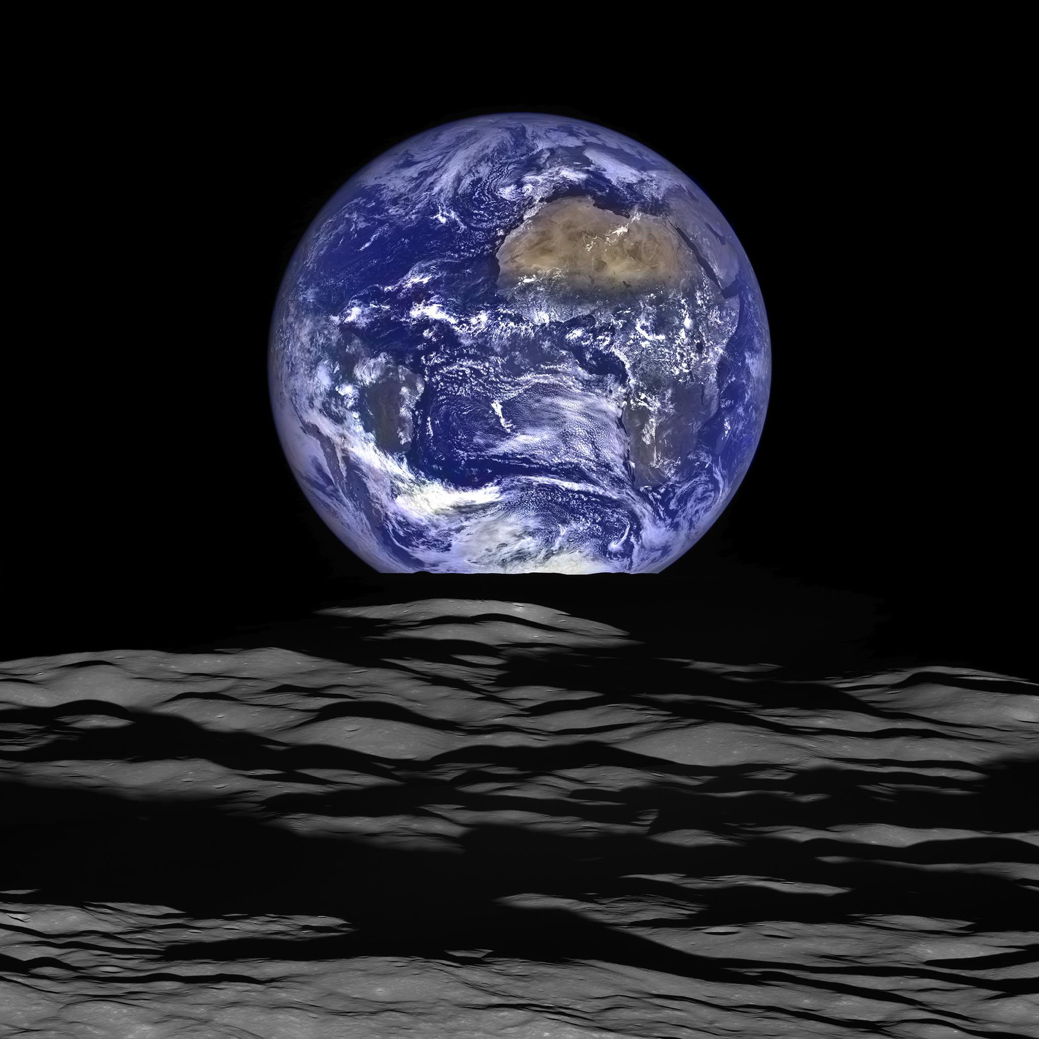 watching earth