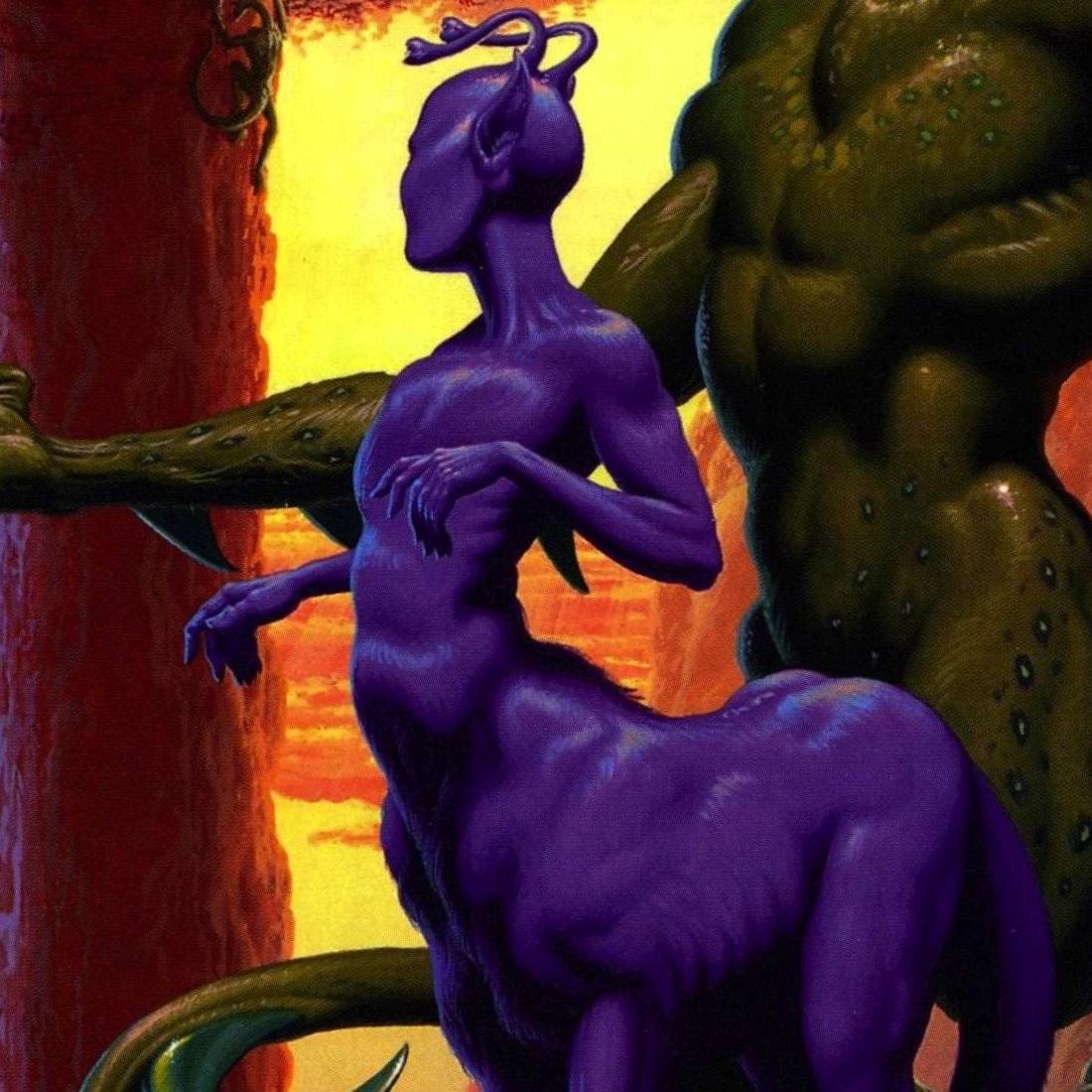 andalite purple