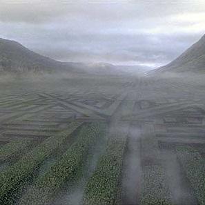 labyrinth mist