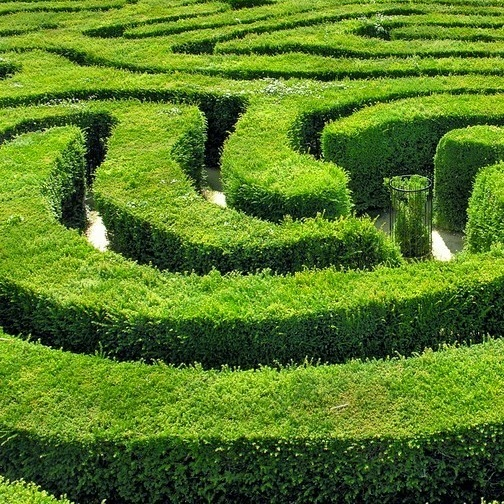 labyrinth winding