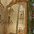 mirror glimpse