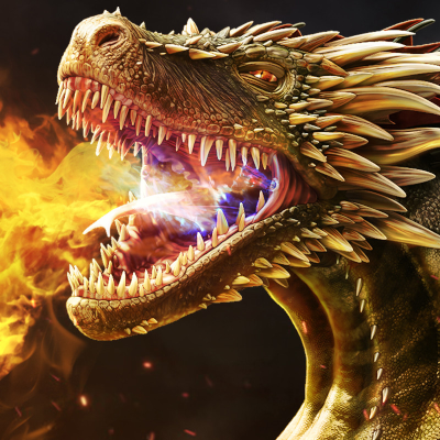 dragon (fire)