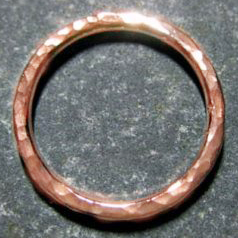 bronzering